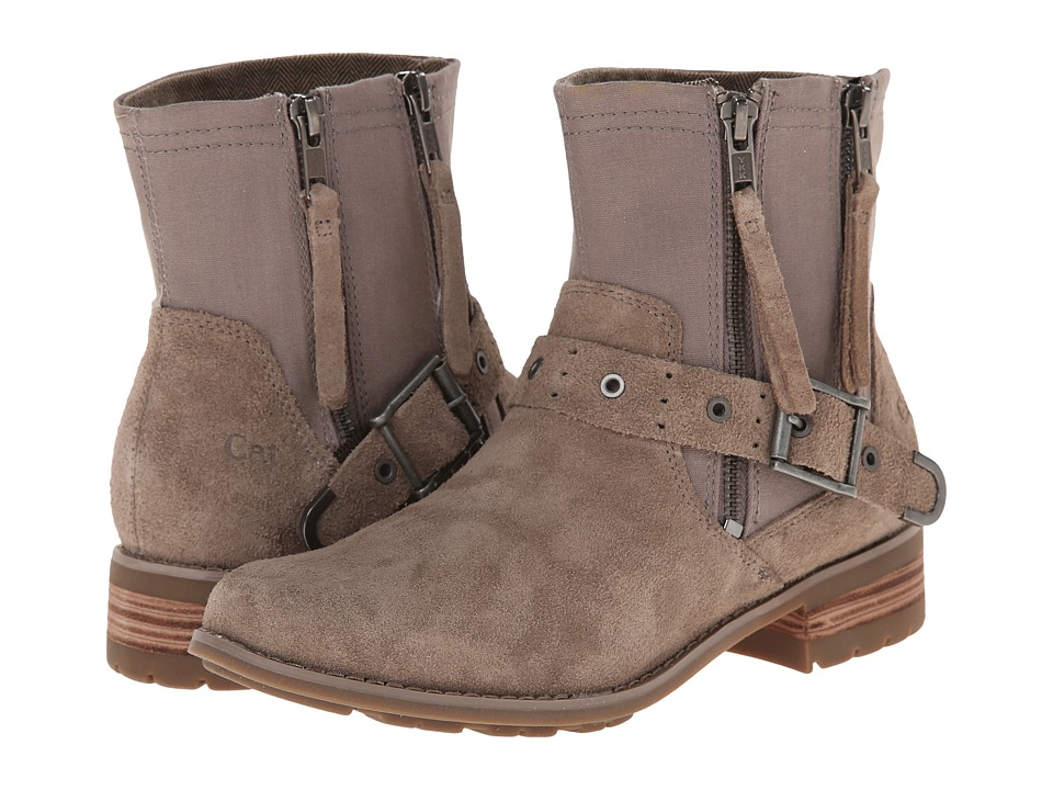 Caterpillar Casual - Squander (Driftwood) Women's Pull-on Boots