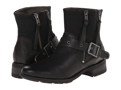 Caterpillar Casual - Squander (Black) Women's Pull-on Boots