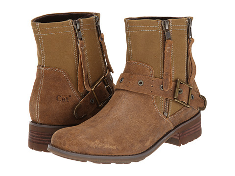 Caterpillar Casual - Squander (Tobacco) Women's Pull-on Boots
