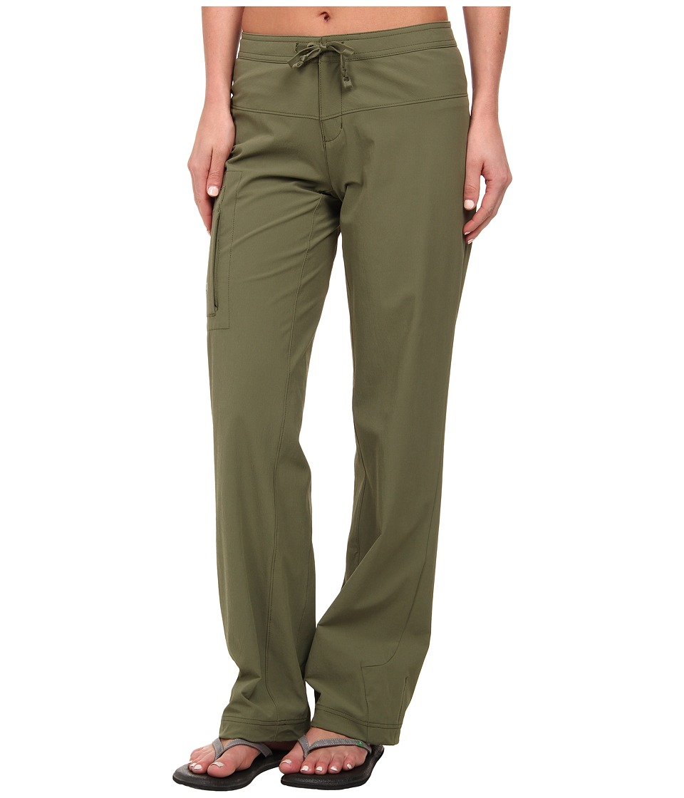 Mountain Hardwear - Yuma Pant (Mosstone) Women's Clothing