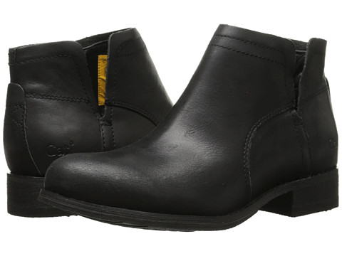 Caterpillar Casual - Spencer (Black) Women's Pull-on Boots
