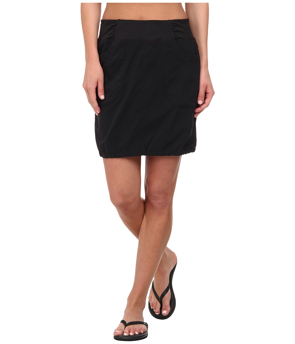 Mountain Hardwear - Dynama Skirt (Black 1) Women's Skirt