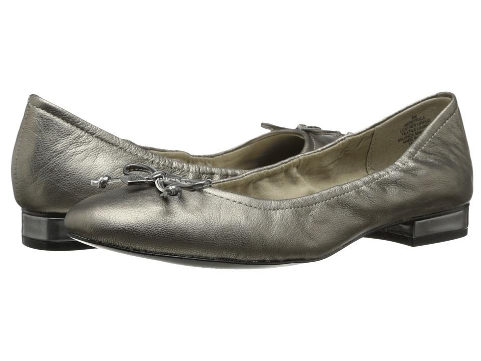 Anne Klein - Petrica (Pewter Leather) Women