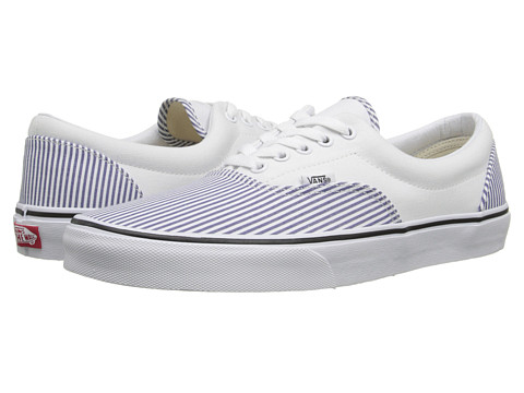 Vans - Era ((Deck Club) True White) Skate Shoes