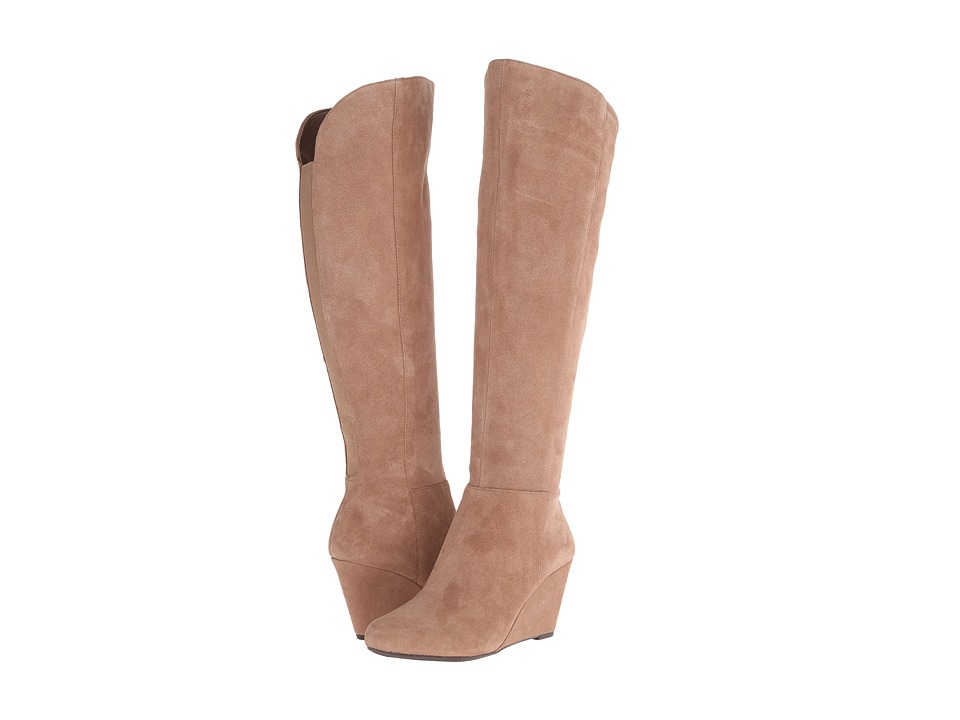 Jessica Simpson - Royle (Totally TaupeSplit Suede) Women's Dress Pull-on Boots
