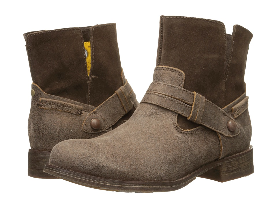 Caterpillar Casual - Drew (Tuscan Brown) Women