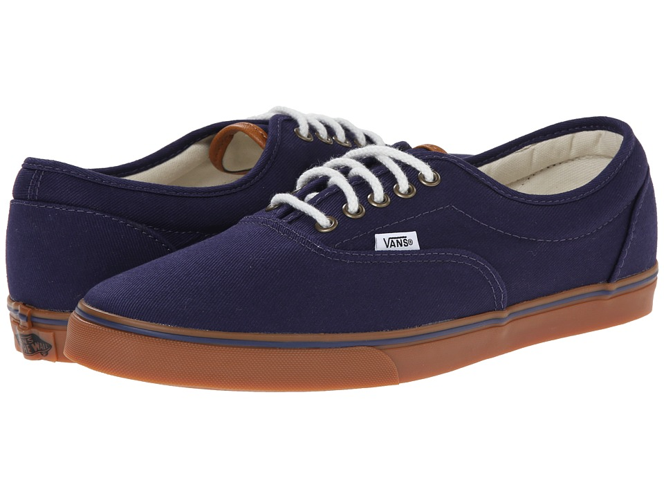 Vans - LPE ((T&L) Patriot Blue/Gum) Skate Shoes