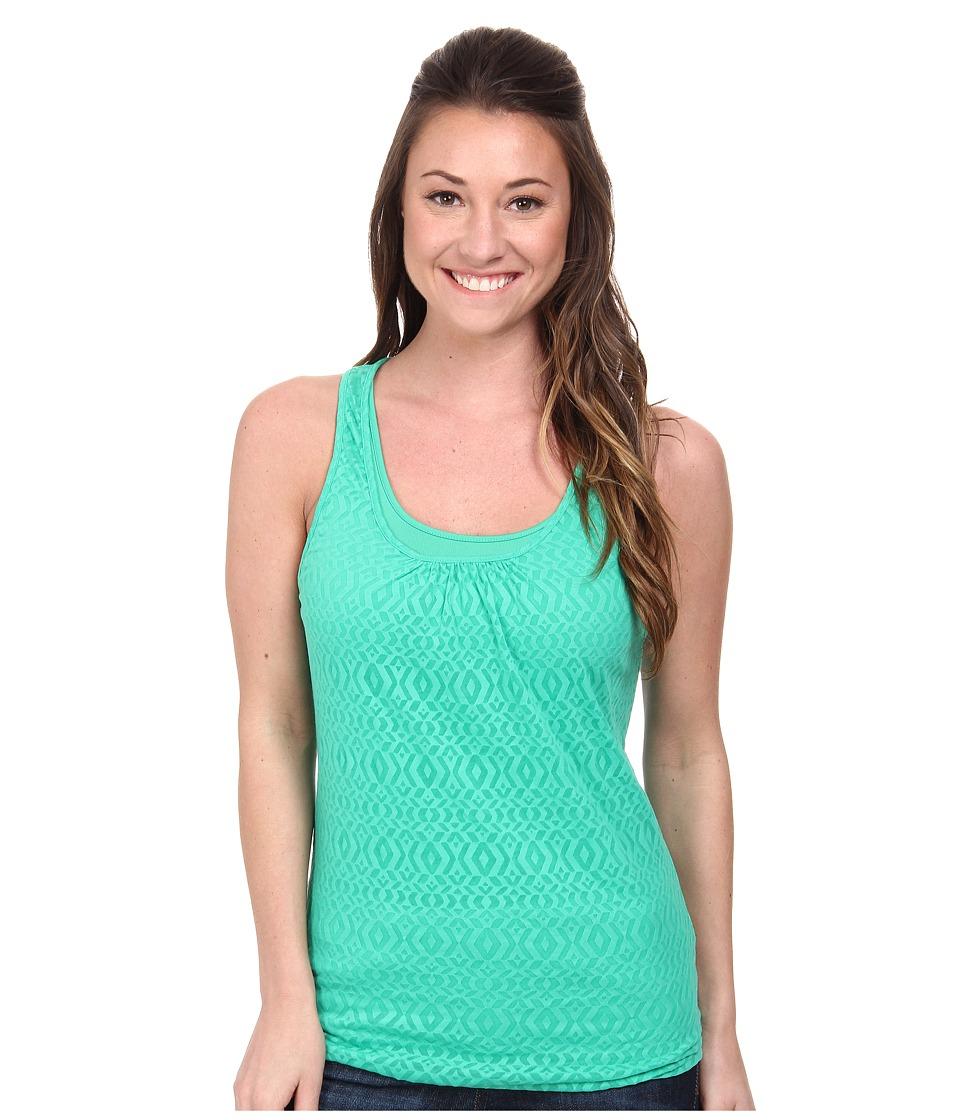 Prana - Mika Top (Cool Green) Women's Sleeveless