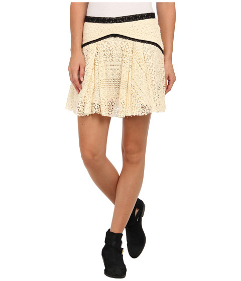 Free People - Apple of Eye Skirt (Tea) Women's Skirt