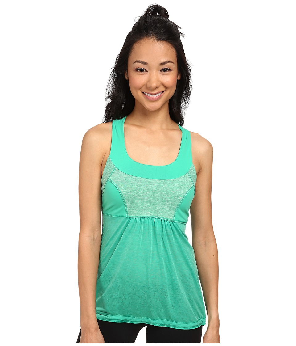 Prana - Piper Top (Cool Green) Women's Sleeveless