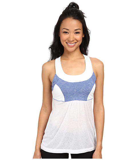 Prana - Piper Top (White) Women's Sleeveless