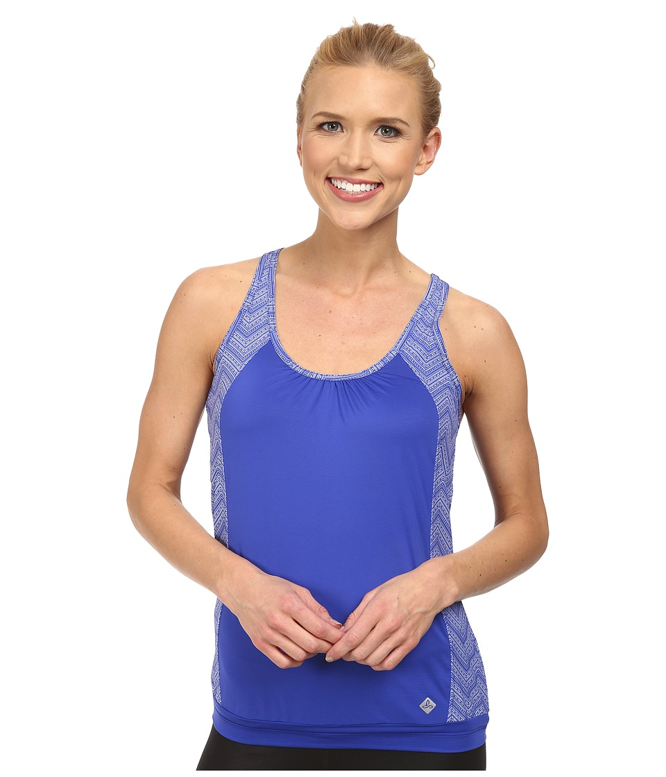 Prana - Gia Tank (Sail Blue) Women's Sleeveless