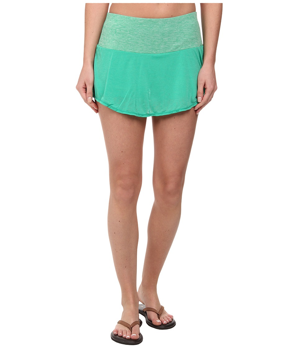 Prana - Arissa Skort (Cool Green) Women