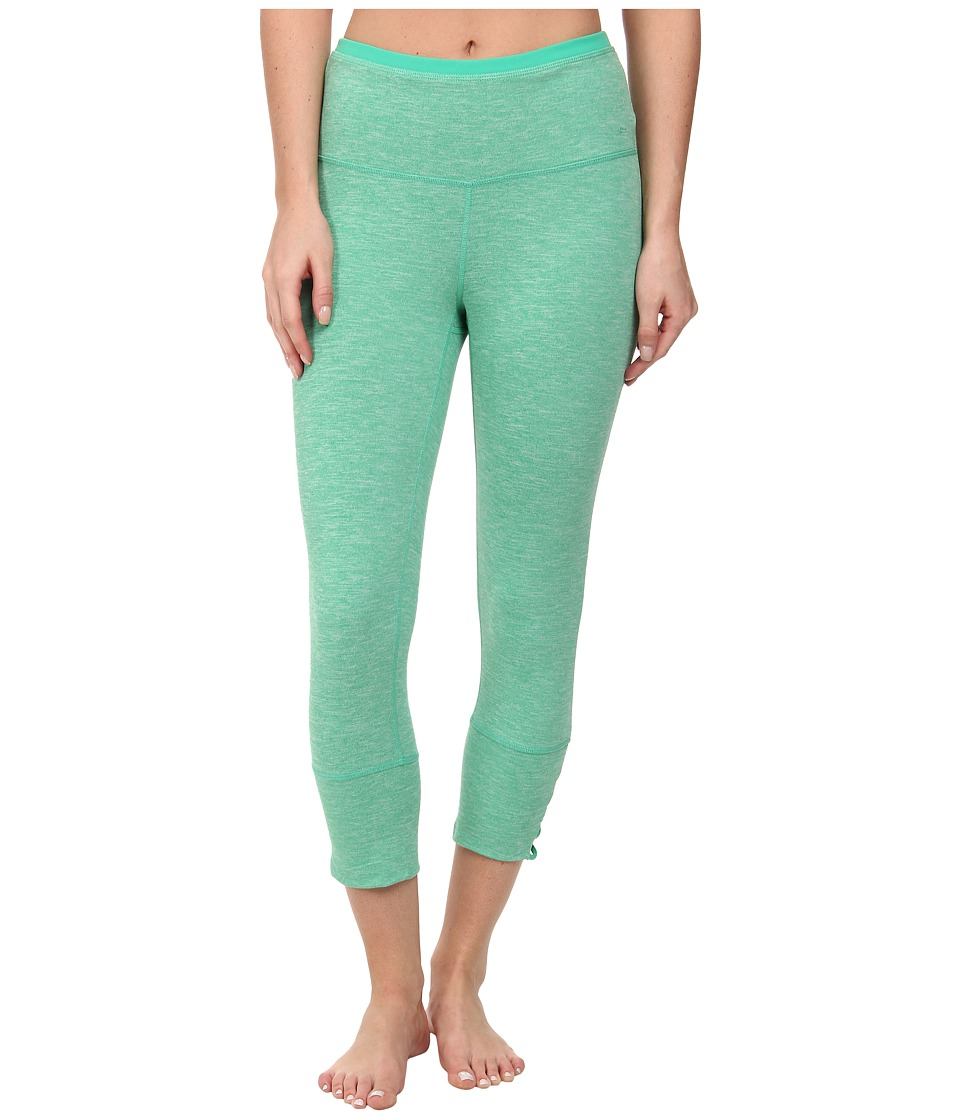 Prana Tori Capri (Cool Green) Women