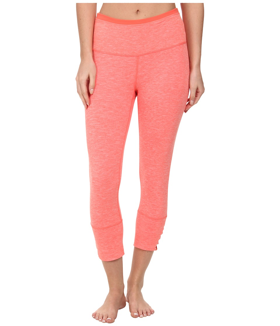 Prana - Tori Capri (Neon Orange) Women's Capri