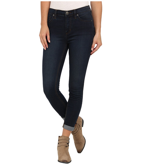 Free People - Hi Roller Crop Jean (Cane Wash) Women