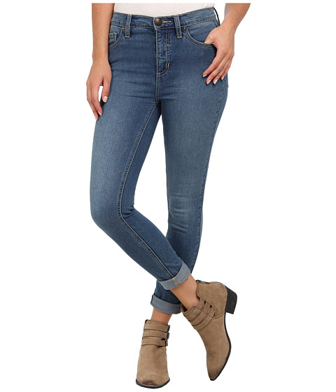 Free People - Hi Roller Crop Jean (Beau Wash) Women's Jeans