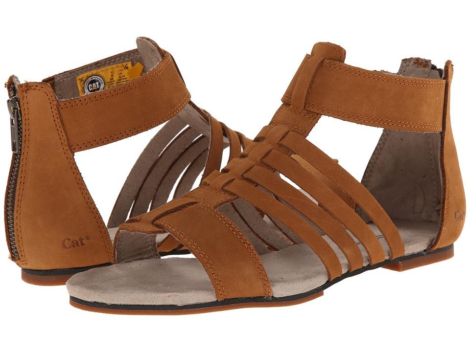 Caterpillar Casual - Tanga (Sundance) Women's Toe Open Shoes