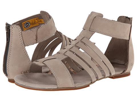Caterpillar Casual - Tanga (Simply Taupe) Women's Toe Open Shoes