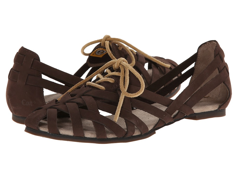 Caterpillar Casual Helmi (Chocolate) Women