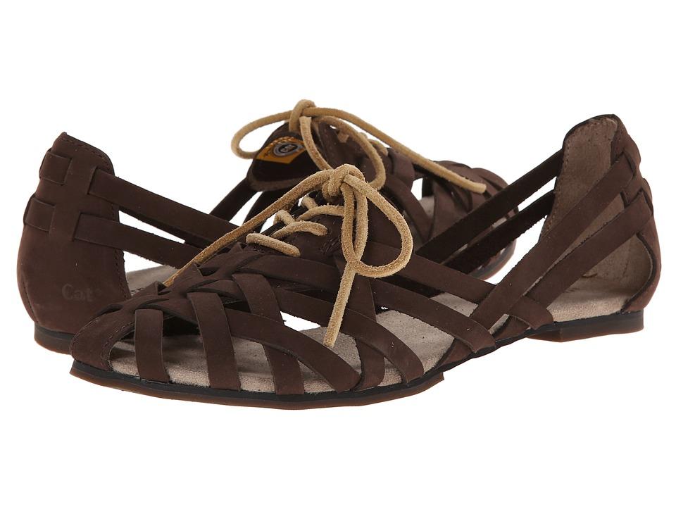 Caterpillar Casual - Helmi (Chocolate) Women's Sandals