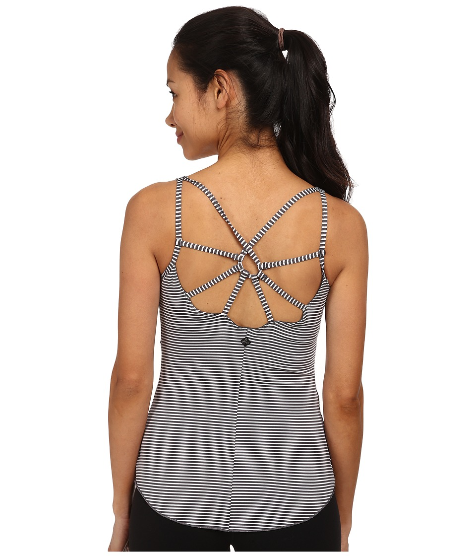 Prana - Dream Catcher Top (Coal) Women's Sleeveless