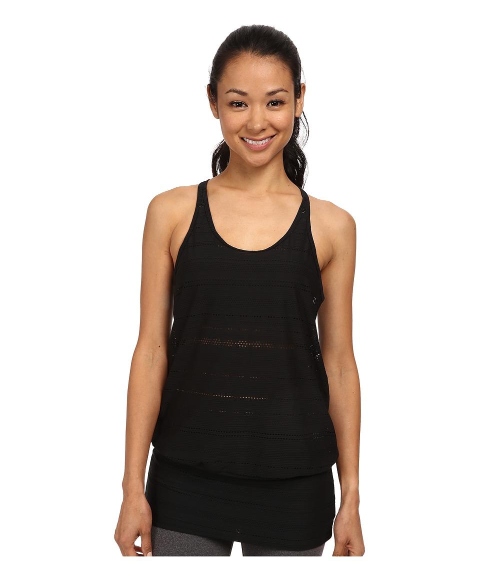 Prana - Ambrosia Top (Black) Women's Sleeveless