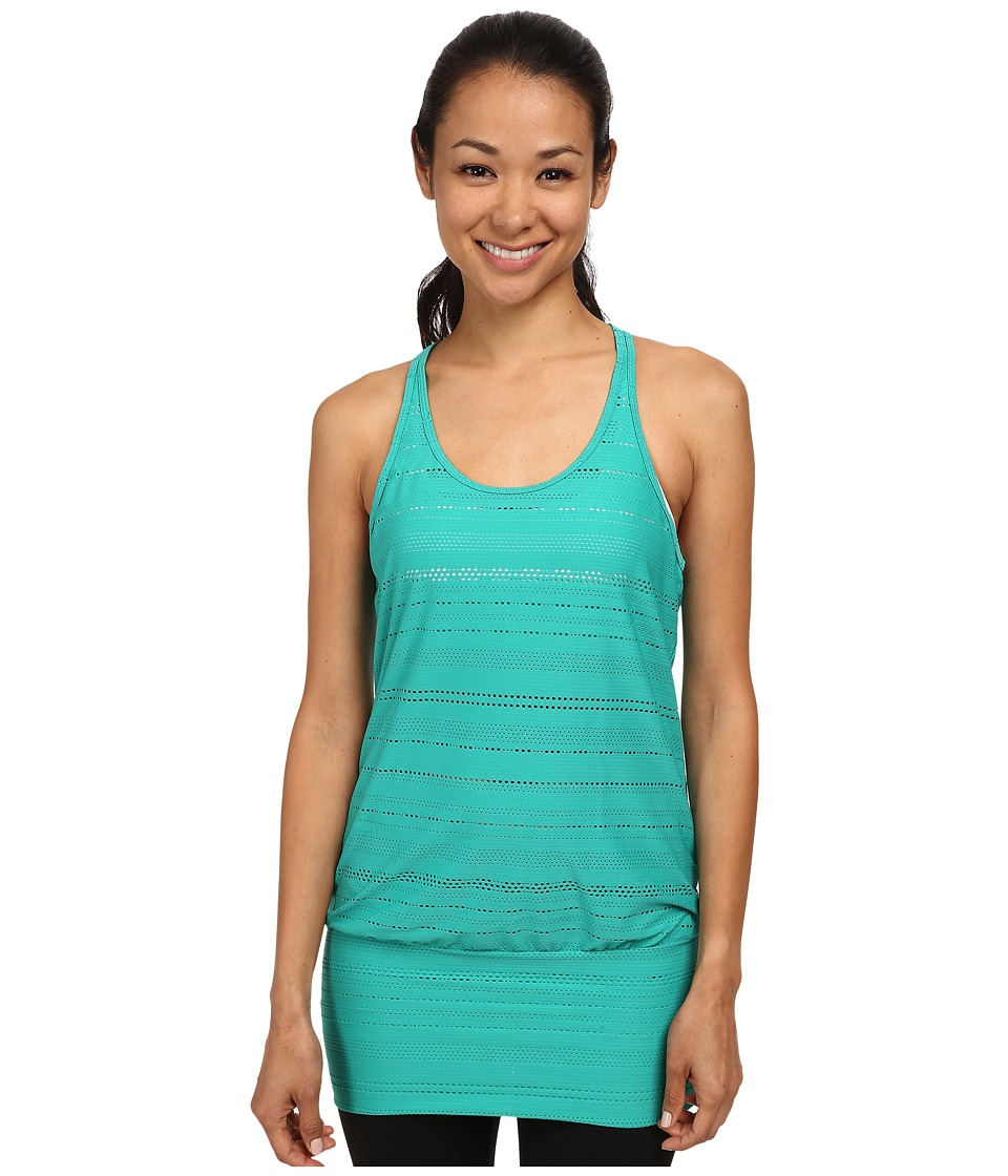 Prana - Ambrosia Top (Dynasty Green) Women's Sleeveless