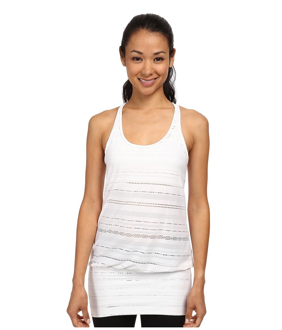 Prana - Ambrosia Top (White) Women's Sleeveless