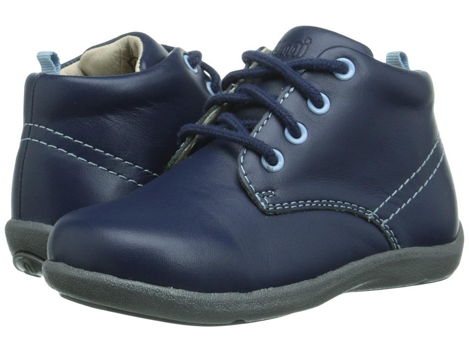 Umi Kids - Cris (Navy) Boy's Shoes