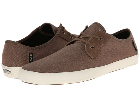 Vans - Michoacan ((Glitch Stitch) Shitake) Men's Skate Shoes