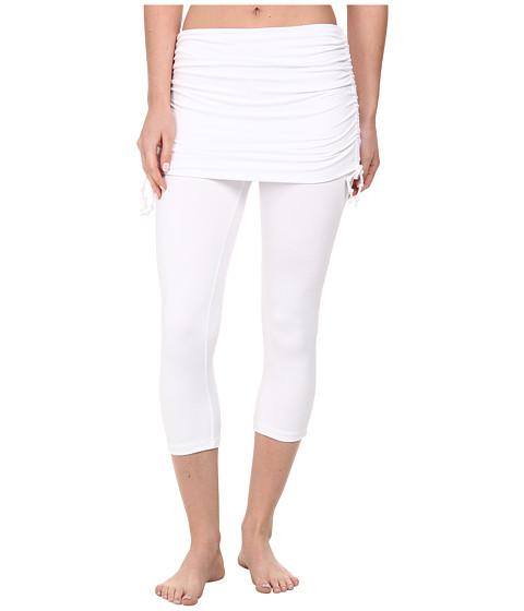 Prana - Cassidy Capri (White) Women