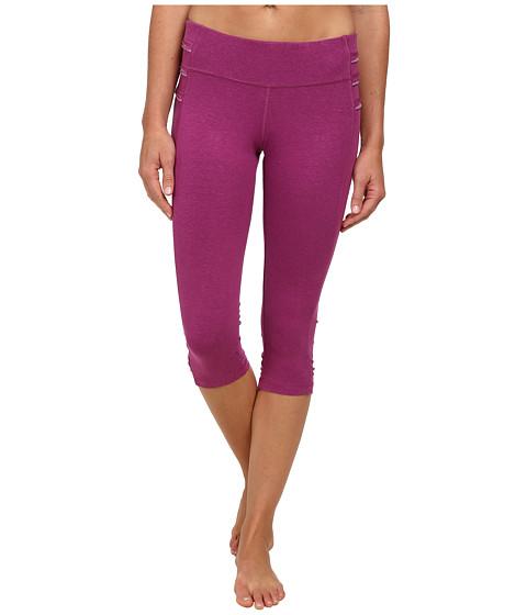 Prana - Freya Knicker (Vivid Viola) Women's Casual Pants