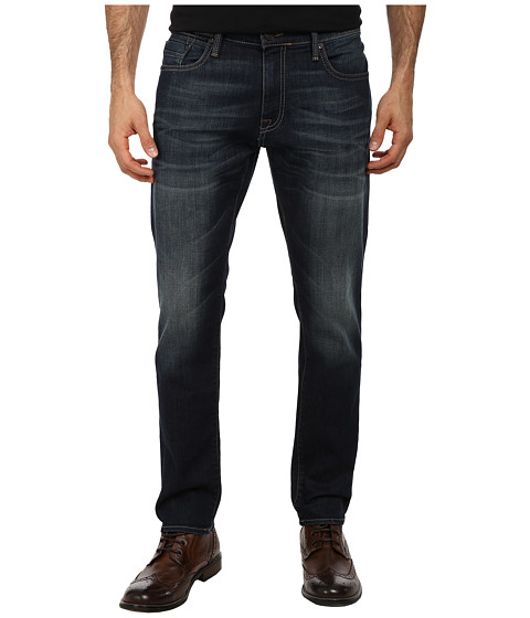 Mavi Jeans - Jake Regular Rise Slim Leg in Dark Shaded Yaletown (Dark Shaded Yaletown) Men's Jeans