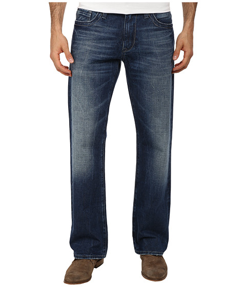 Mavi Jeans - Josh Regular Rise Bootcut in Mid Used Cashmere (Mid Used Cashmere) Men