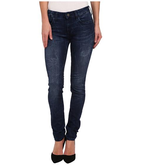 Mavi Jeans - Alexa Midrise Skinny in Ink Jegging (Ink Jegging) Women's Jeans