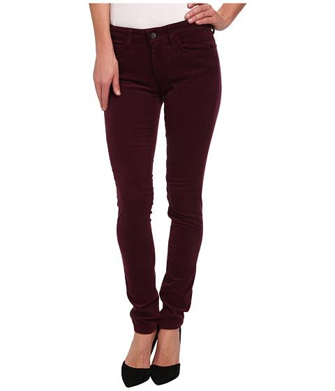 Mavi Jeans - Alexa Midrise Skinny in Wine Cord (Wine Cord) Women's Jeans