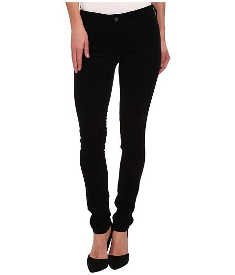 Mavi Jeans - Alexa Midrise Skinny in Black Cord (Black Cord) Women