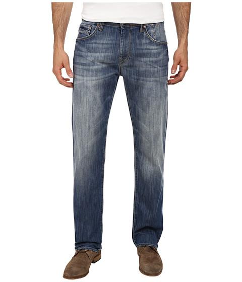 Mavi Jeans - Zach Regular Rise Straight Leg in Light Cooper (Light Cooper) Men's Jeans