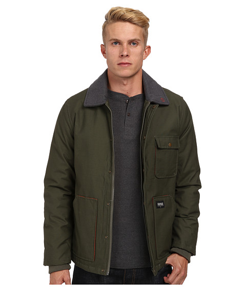 Lifetime Collective - Cecil (Grape Leaf) Men's Coat