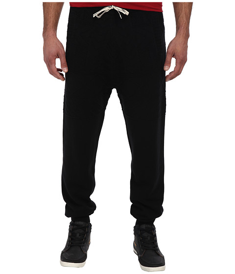 Lifetime Collective - Blundetto (Black) Men's Casual Pants