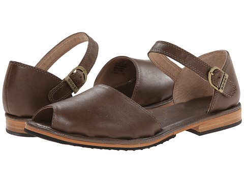 Bogs - Nashville Peep Toe (Cocoa) Women's Sandals