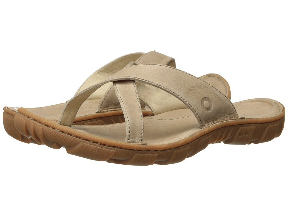 Bogs - Todos Slide (Taupe) Women