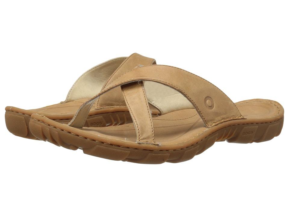 Bogs - Todos Slide (Camel) Women's Slide Shoes
