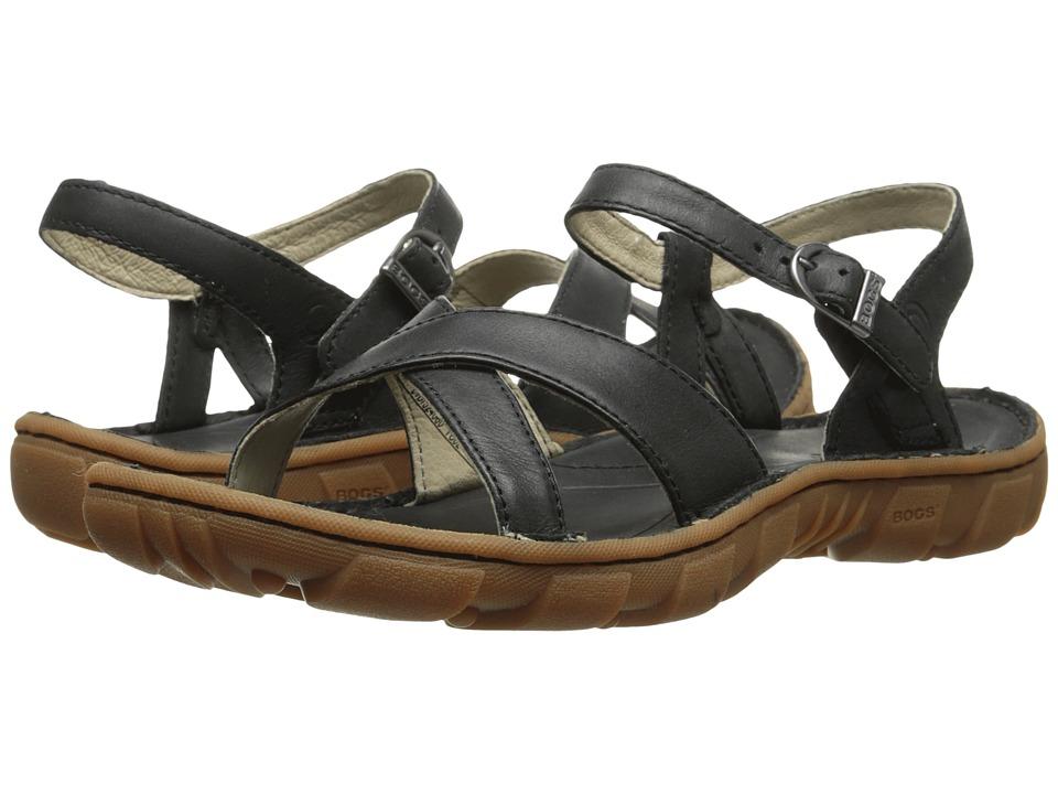 Bogs Todos Sandal (Black) Women