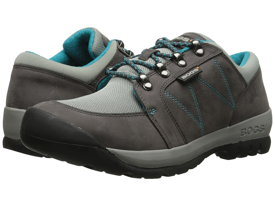 Bogs Bend Low (Pewter) Women