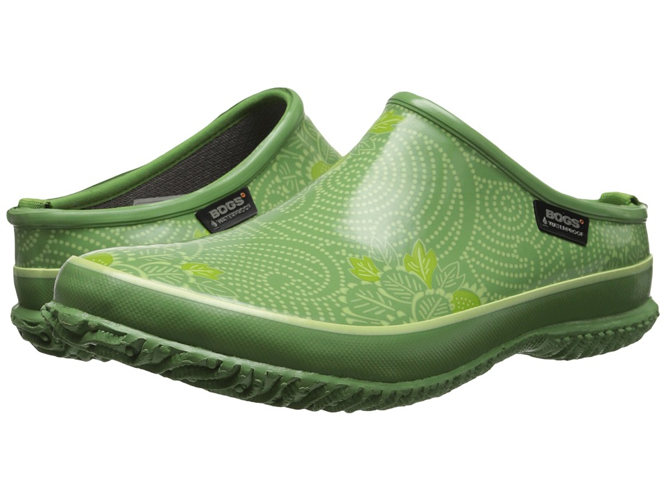 Bogs Urban Farmer Slide Batik (Green) Women