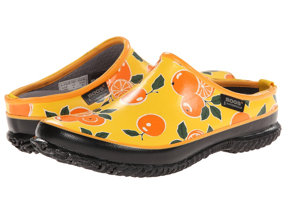 Bogs Urban Farmer Slide Fruit (Orange) Women