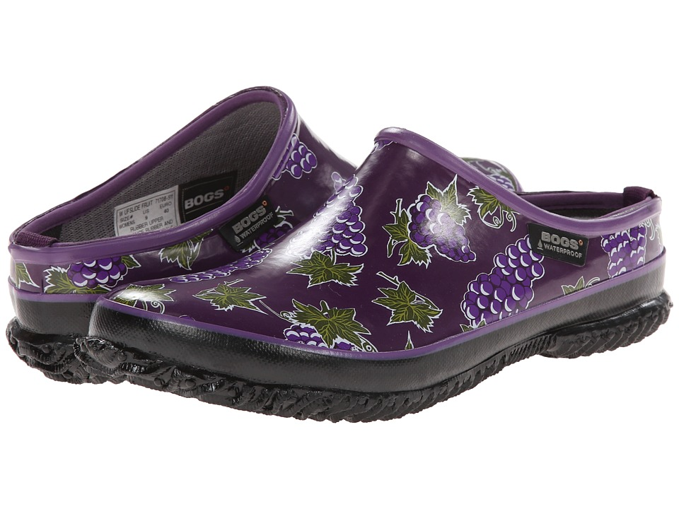 Bogs Urban Farmer Slide Fruit (Grape) Women