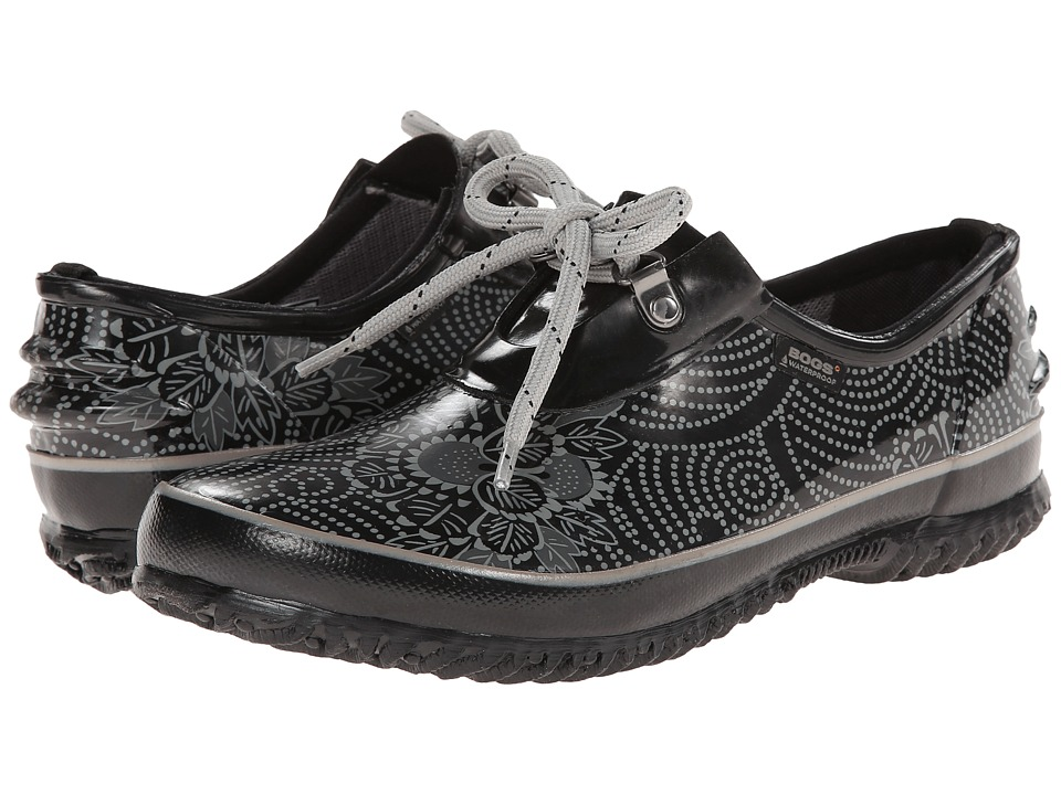 Bogs Urban Farmer Batik (Black) Women